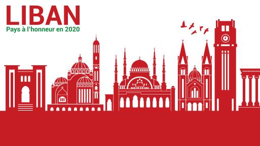 Liban, pays à l'honneur 2020