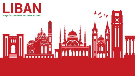 Liban, pays à l'honneur 2021